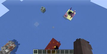 Easy Map Island++ (Final) Minecraft Map & Project