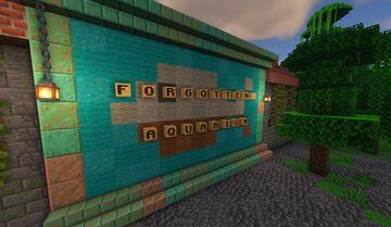 Forgotten Aquarium Minecraft Map & Project