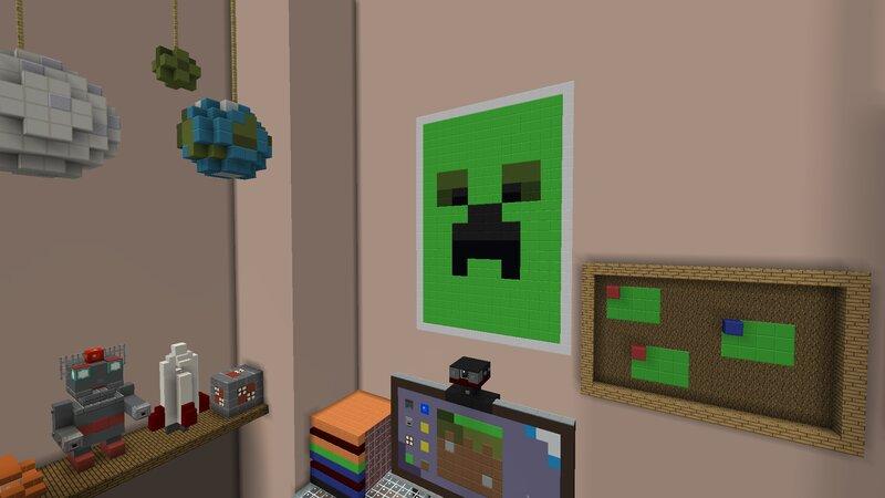 A creeper poster!