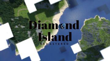 Diamond Island (Remastered) ~ 2000 x 2000 Minecraft Map & Project