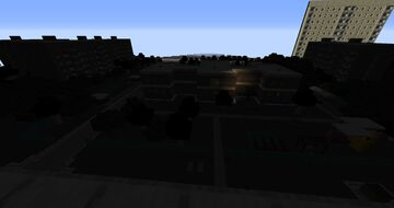 Kharkov: The ghost city Remake Minecraft Map & Project