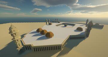 Mecca - Masjid al Haram and the Ka'aba Minecraft Map & Project