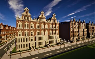 Victorian palace 1 Minecraft Map & Project