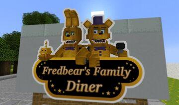 / Fredbear's Family Dinner / Map Custom 1.12.2 Minecraft Map & Project