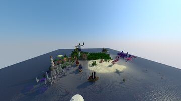 The Bay by Lekilo_maitre [Buccaneer Bay Build Contest] Minecraft Map & Project