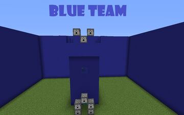 Flag Wars Minecraft Map & Project