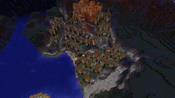 Totori FREE BUILD Minecraft Map & Project