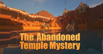 The Abandoned Temple Mystery - Adventure Map Minecraft Map & Project