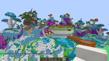 OdysseyGaming Pixelmon Poison Gym - City - Town ( Completed Commission by Magma ) Minecraft Map & Project
