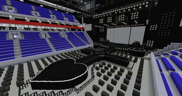 Madonna - The Rebel Heart Tour Minecraft Map & Project