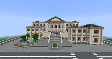 Tropico 6 College Minecraft Map & Project