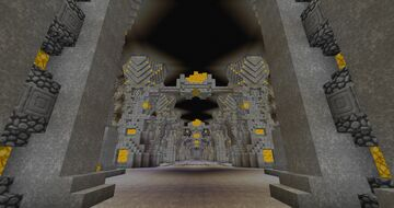 Keldagrim - The Heart of Dwarvendom in the Adundant Realm Minecraft Map & Project
