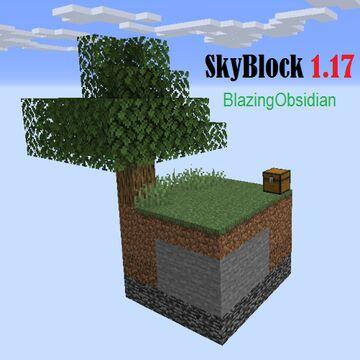 BlazingObsidian's SkyBlock Retelling Minecraft Map & Project