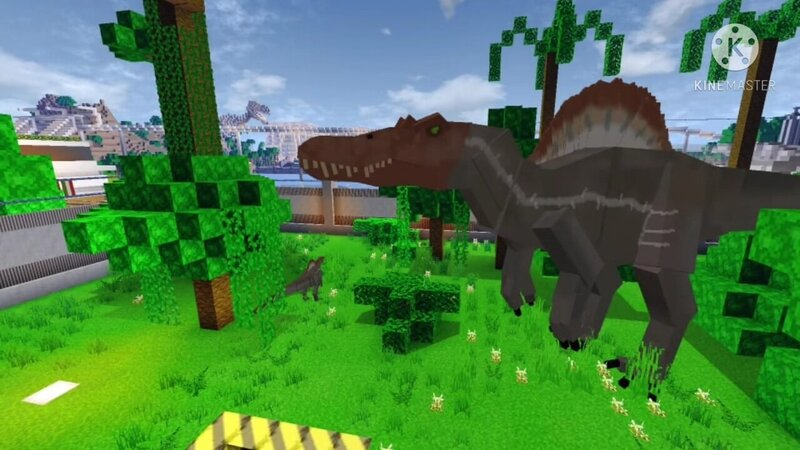 Spinosaurs Kingdom
