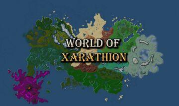 Xarathion: 20k x 20k Custom Map - Bedrock Conversion Minecraft Map & Project