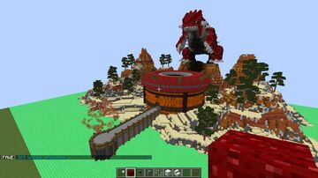 OdysseyGaming Pixelmon Ground Gym - City - Town ( Completed Commission by Magma ) Minecraft Map & Project