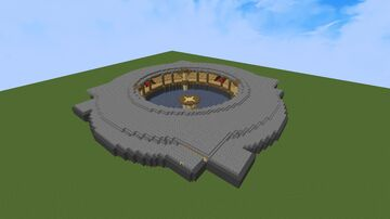 Sumo Lobby (Practice Arena) | 50x50 Minecraft Map & Project