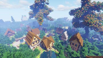 Fantasy Love Minecraft Map & Project