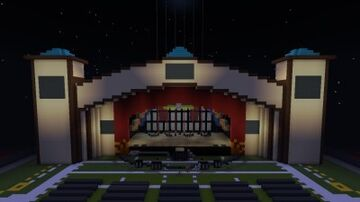 The Royal Concert Michael Jackson final version The NG Concerts Minecraft Map & Project