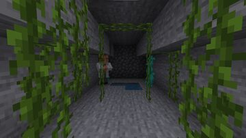 Mystery Mining Minecraft Map & Project