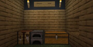Community work area for the members! Minecraft Map & Project