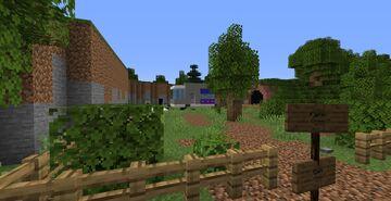Stardew Valley in Minecraft Minecraft Map & Project