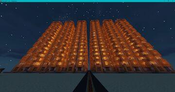 Dr.Szymoniuk's City Minecraft Map & Project