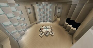 Classic Style Tardis from Doctor Who Minecraft Map & Project