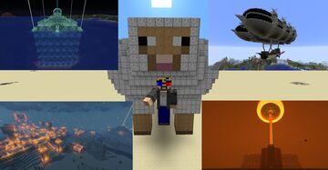 Mistah J - 1oo Sub Map Minecraft Map & Project