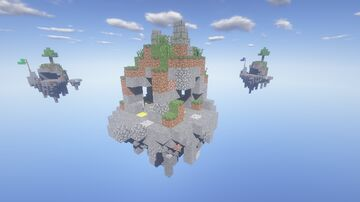 """Minecraft BedWars Map """" Cave """" Minecraft Map & Project"""