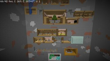Villager (Ant) Farm ! Minecraft Map & Project