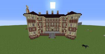 Ham house, London Minecraft Map & Project