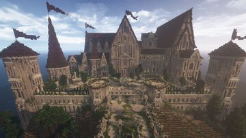 Remnant Of The Sages Minecraft Map & Project