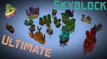 Skyblock Ultimate Minecraft Map & Project