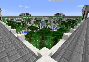 ◢Mizuki◤ -  Server Spawn II Minecraft Map & Project