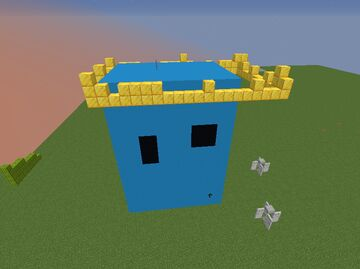Carll's vault Minecraft Map & Project