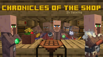 Chronicles of the Shop Minecraft Map & Project
