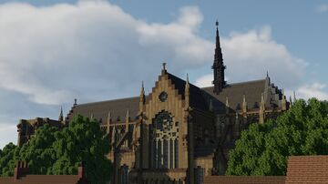 Church of St. Philip Minecraft Map & Project