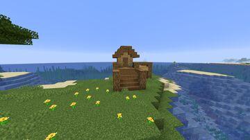 Non-Euclidean Mansion Minecraft Map & Project