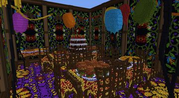 Minecraft's 12th Birthday! - Another 'FBC' Contest Entry Minecraft Map & Project