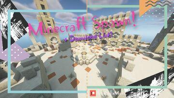 Minecraft Spawn (Desert Version) [1.16.X - 1.17.X] [Download Link] Minecraft Map & Project