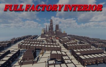 Willy Wonka's Chocolate Factory Minecraft Map & Project