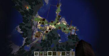 massive trading village 1.17.1 Minecraft Map & Project