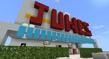 JUNES (PERSONA 4) Minecraft Map & Project