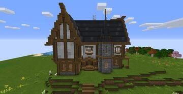 My House On Wondercraft Minecraft Map & Project