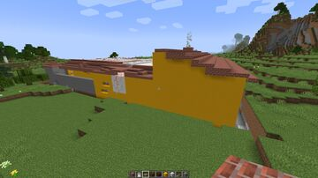 my real life house map Minecraft Map & Project