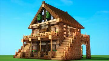 Safest House Minecraft Map & Project