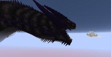 Ancalagon The Black - The Silmarillion Minecraft Map & Project