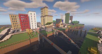 gta 4 minecraft edition Minecraft Map & Project