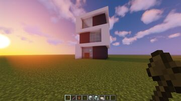 modern home 2 by totoman3 Minecraft Map & Project